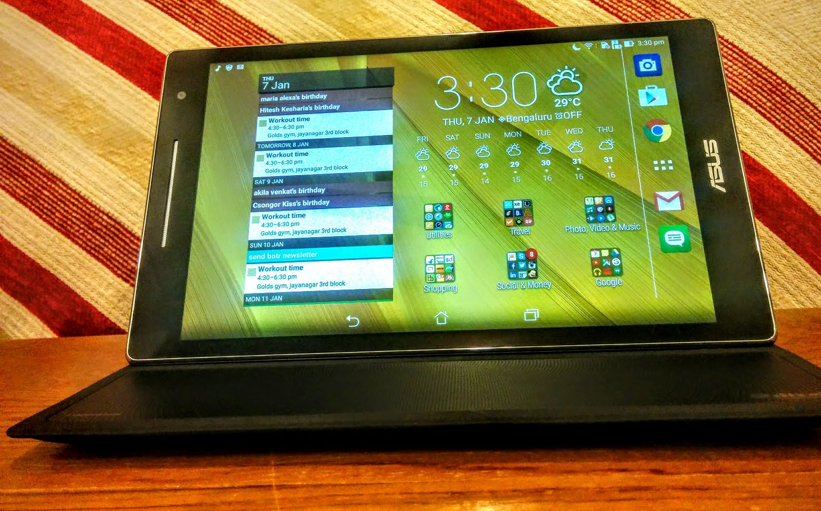 Awesome surround surround ASUS ZenPad 8 AudioCover