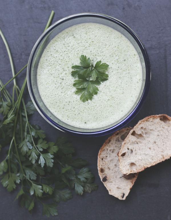 Ackermomente, Acker, Fleurcoquet, Ackerhelden, eigene Ernte, Ernte, ernten, Gurken, Gurkensuppe, kalte Gurkensuppe, Suppe
