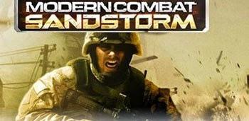 Modern Combat Sandstorm Apk free download