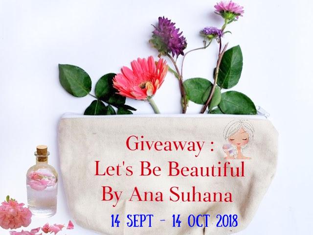 lets be beautiful by Ana Suhana
