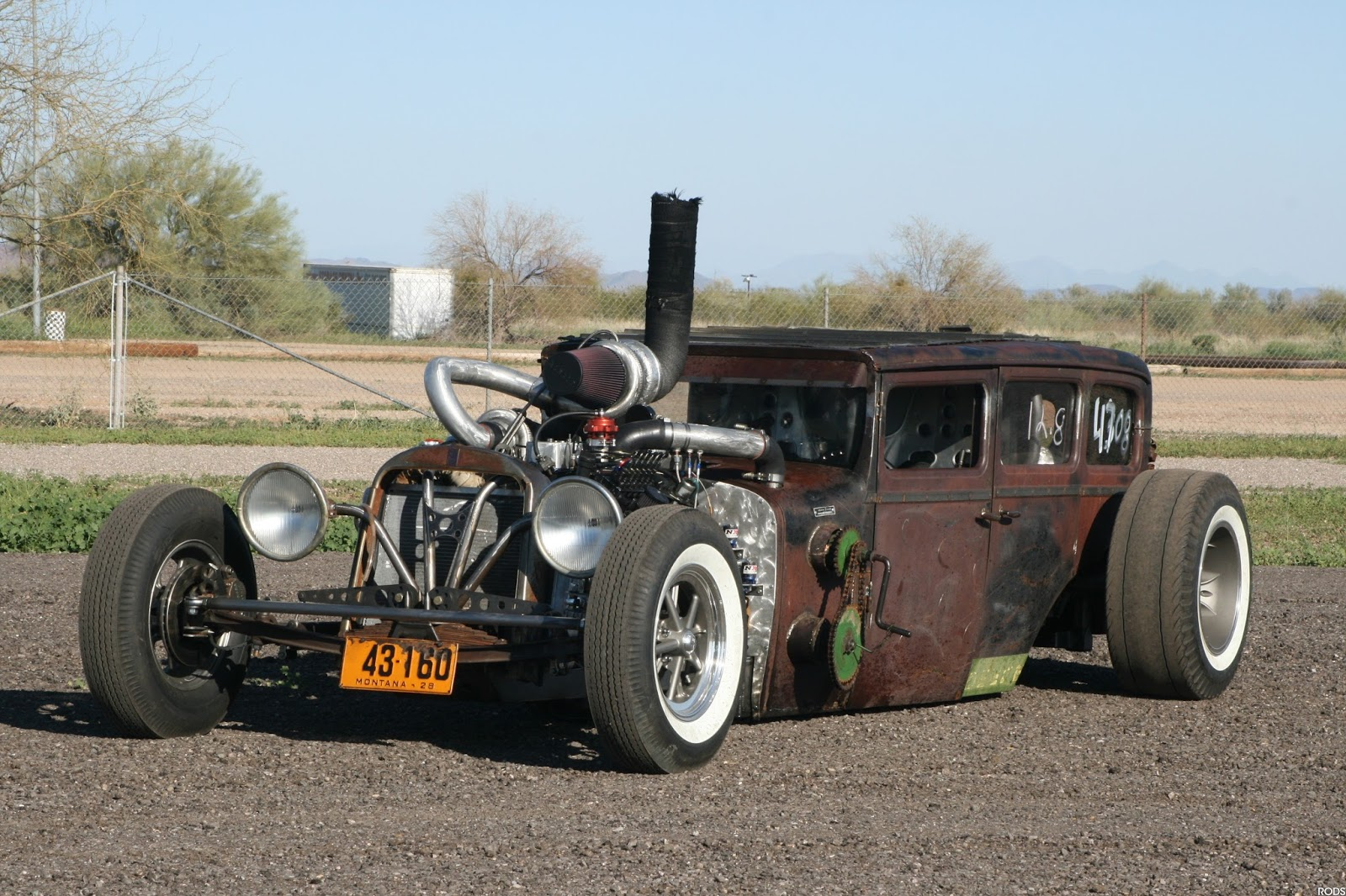 Rat Rod 1929 Dodge Brothers Diesel Pictures Gallery Hot Rod Cars