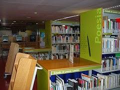 Biblioteca Guinardó-Mercè Rodoreda, especialitzada en poesia (Barcelona) per Teresa Grau i Ros