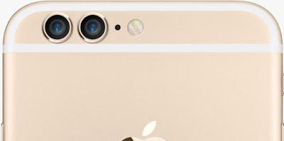 سامسونغ وآبل تزود هواتفها بكاميرات خلفية مزدوجة