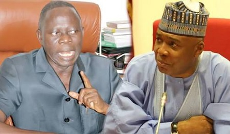 SARAKI AND ADAMS OSHIOMHOLE