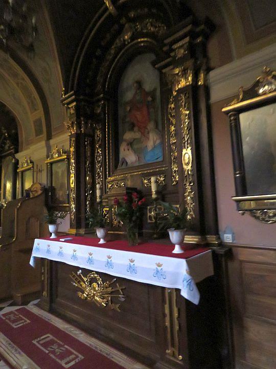 Kościół pw. św. Jana z Dukli.