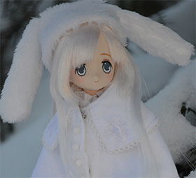 Little Witch of the Snow