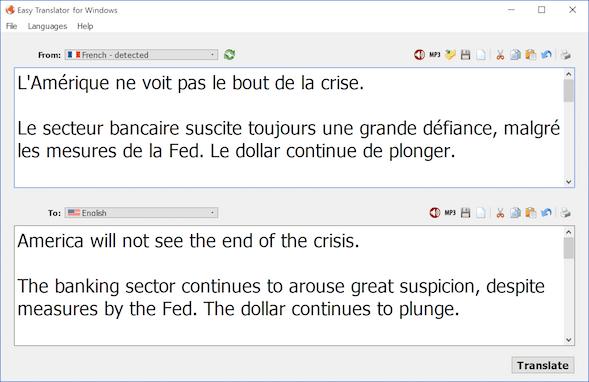 تحميل برنامج ترجمة فورية free language translator للكمبيوتر بدون نت