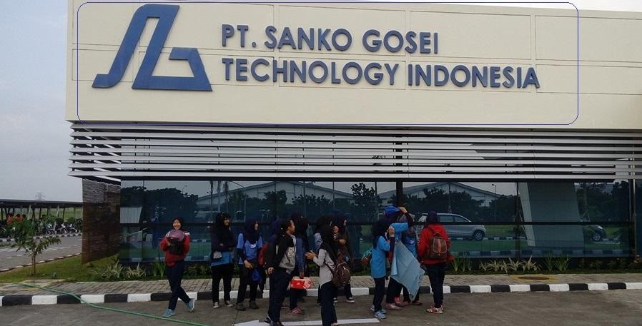 Lowongan SMA SMK Operator produksi PT. SANKO GOSEI TECHNOLOGY INDONESIA