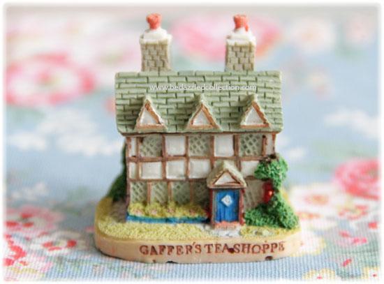 Be Dazzled Collection Tetley Tea Folk House Collection