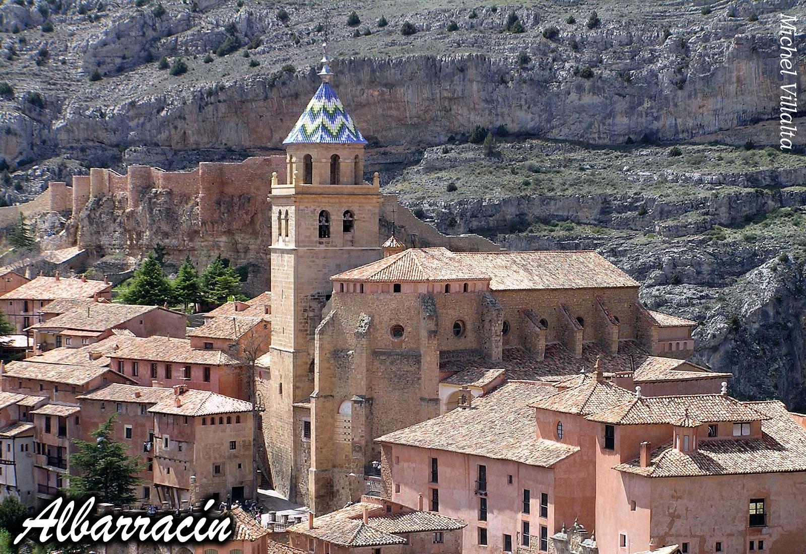 0fe315e9a13f2 Lo primero que llama la atención al llegar a Albarracín es la sutil e  inteligente integración del patrimonio cultural y natural que