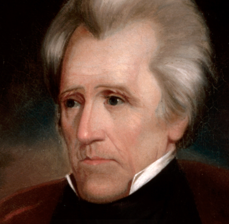 andrew jackson 4 Andrew jackson, seventh president of the united states and the last to be born   named for a band of indians, this area was considered to be a rich oasis in a.