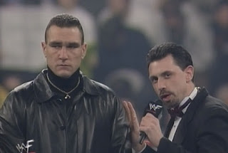 WWE / WWF Capital Carnage 1998 - Michael Cole & Vinnie Jones