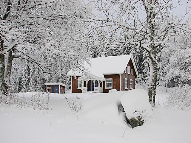 Vart tog den vita julen vägen?