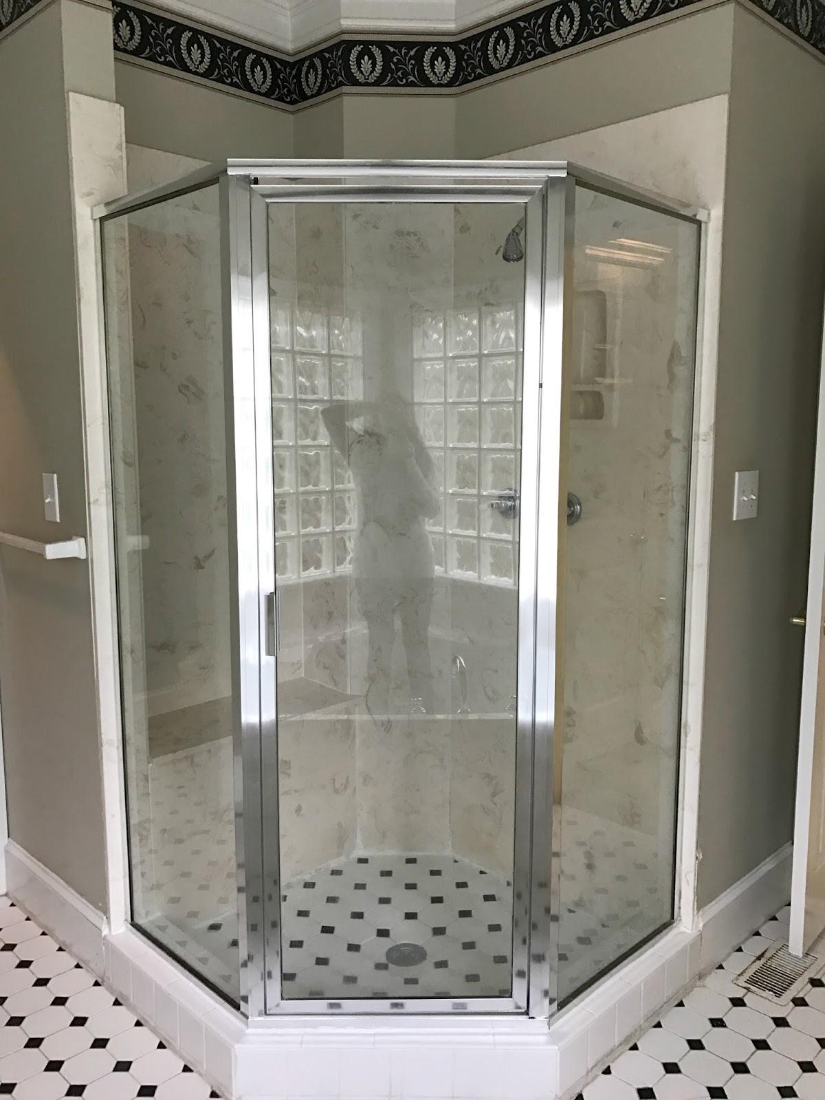 Master Bath Shower master bathroom renovation | the shower - carolina charm