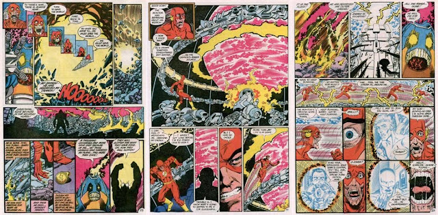 Kematian The Flash dan Supergirl dalam Crisis on Infinite Earths