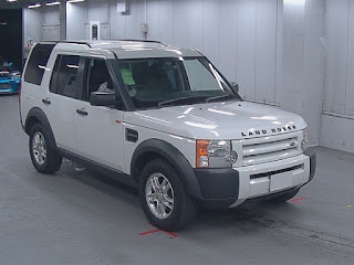 16036PT02 2005 Landrover Discovery3 S 4WD