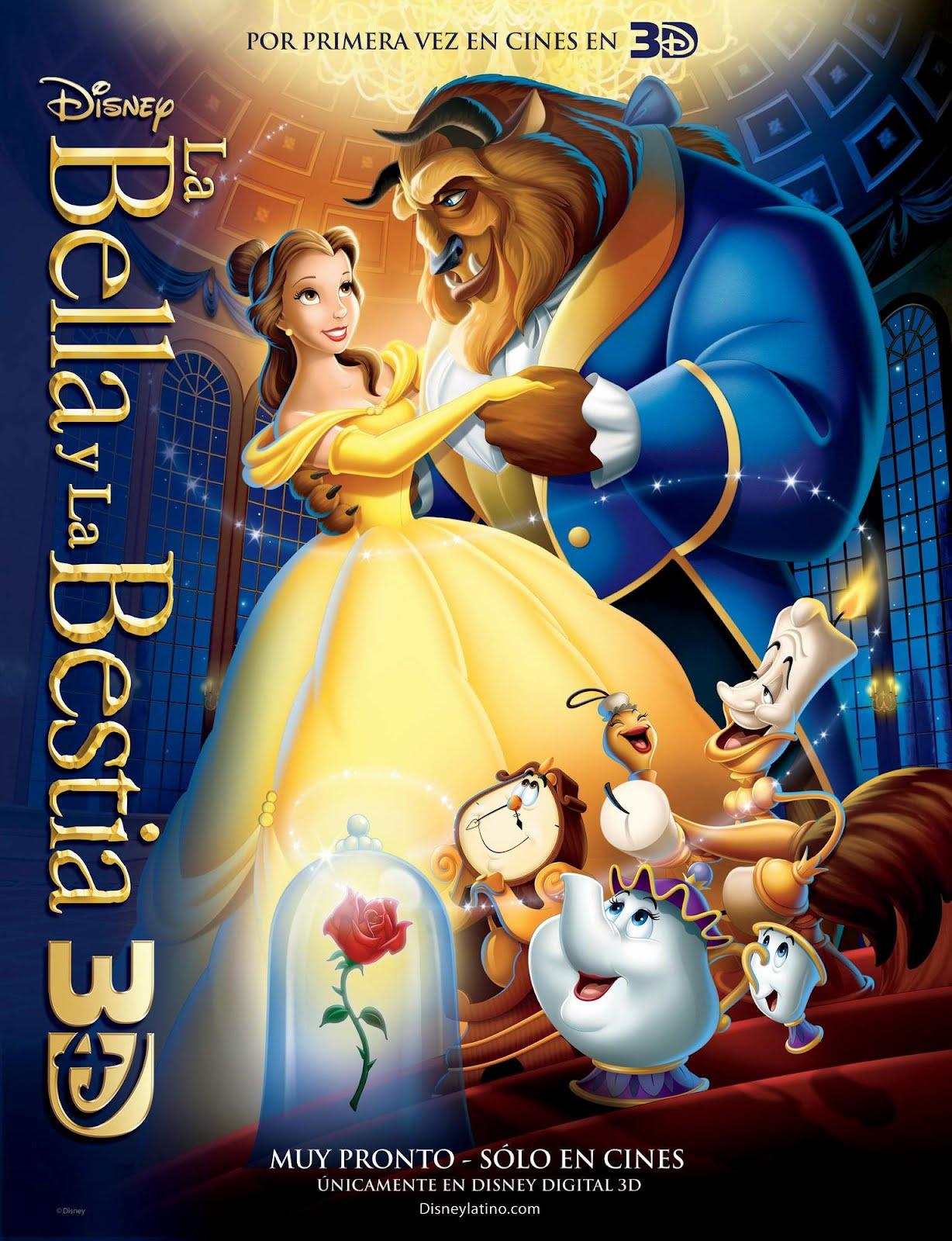 La Bella y la Bestia (Disney) (1991) online