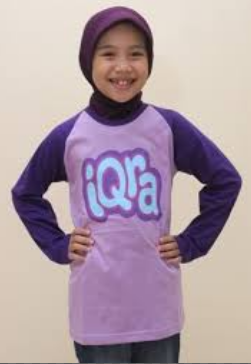 Kaos Anak-Anak Muslim  Terbaru