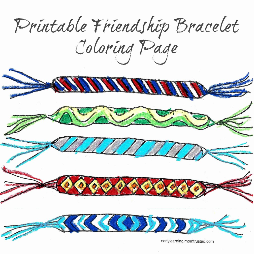 Bracelet Tool Galleries Friendship Bracelet X Pattern
