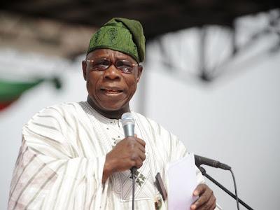 Ex president Olusegun Obasanjo