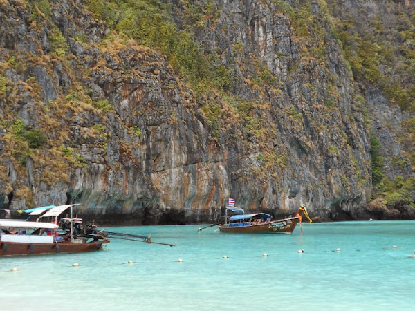 Travel: The Phi Phi Islands, Thailand