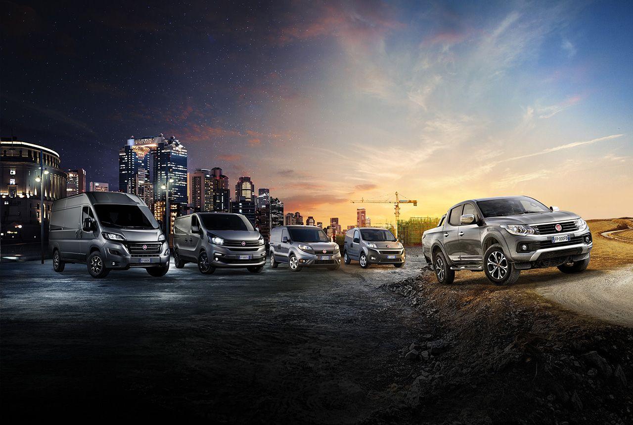 Στην έκθεση «CARGO TRUCK και VAN EXPO 2017» η Fiat