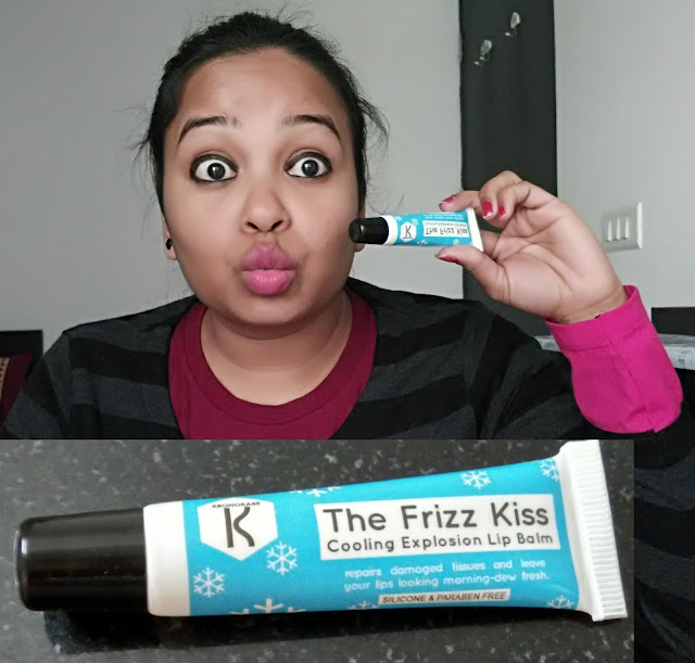 Kronokare The Frizz Kiss Review