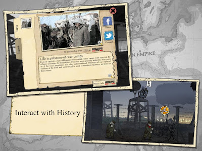 Valiant Hearts: The Great War iPhone