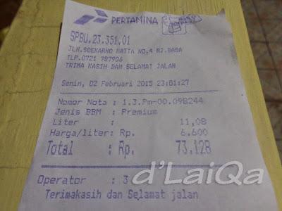 struk pembelian premium (1)