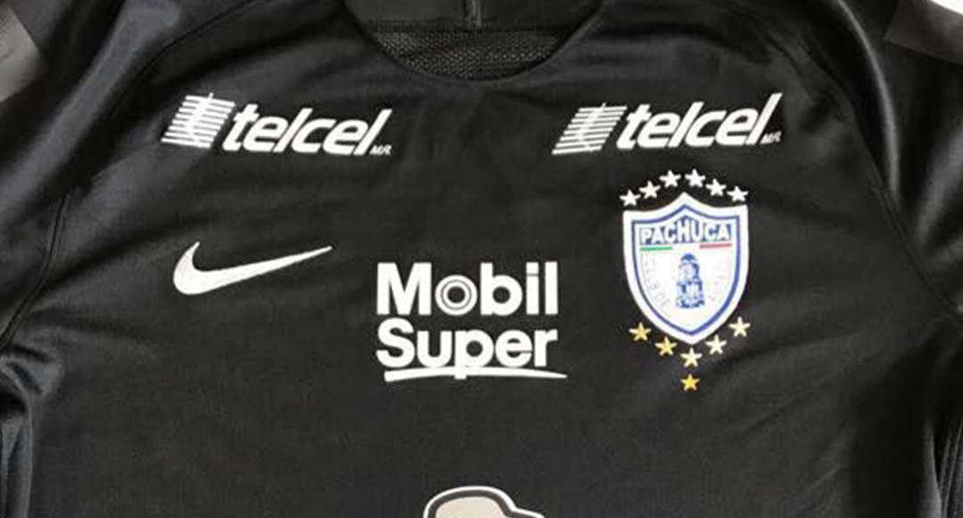 23dceb419 CONCACAF champions Club Pachuca yesterday revealed their new away kit for  the 2017-2018 season