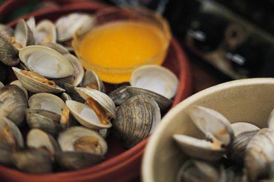 Recipe:Remove Clam oil
