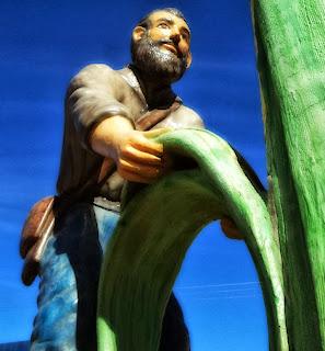 Monumento ao Fundador, Rio Rufino