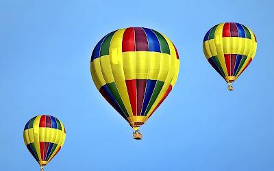 hot air balloon widescreen resolution hd wallpaper
