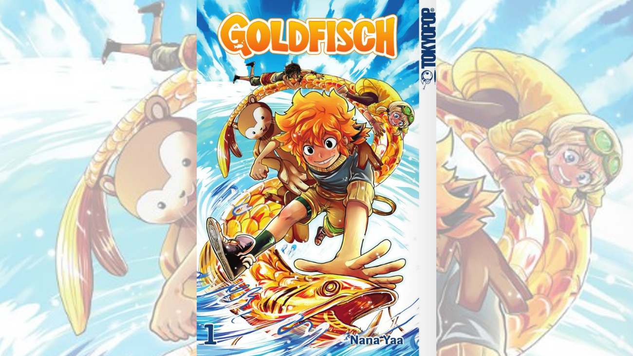 Manga Highlights 2016 Goldfisch