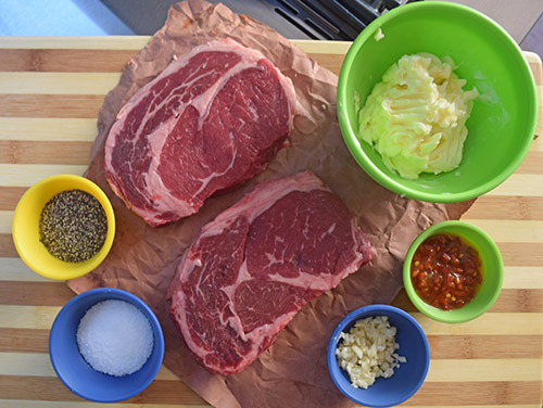#NowYoureCookin Char-Broil TRU Infrared Commercial Grill Memorial Day ribeye steak recipe