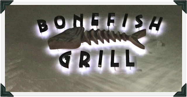 Bonefish Grill Review