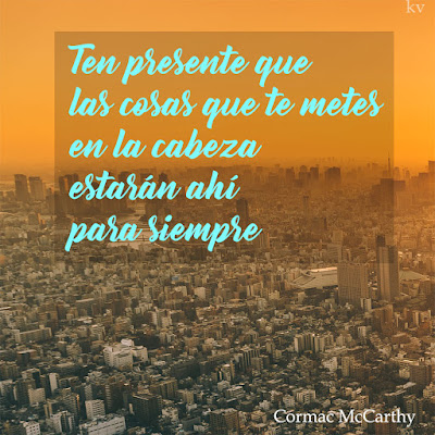 La carretera - C. McCarthy