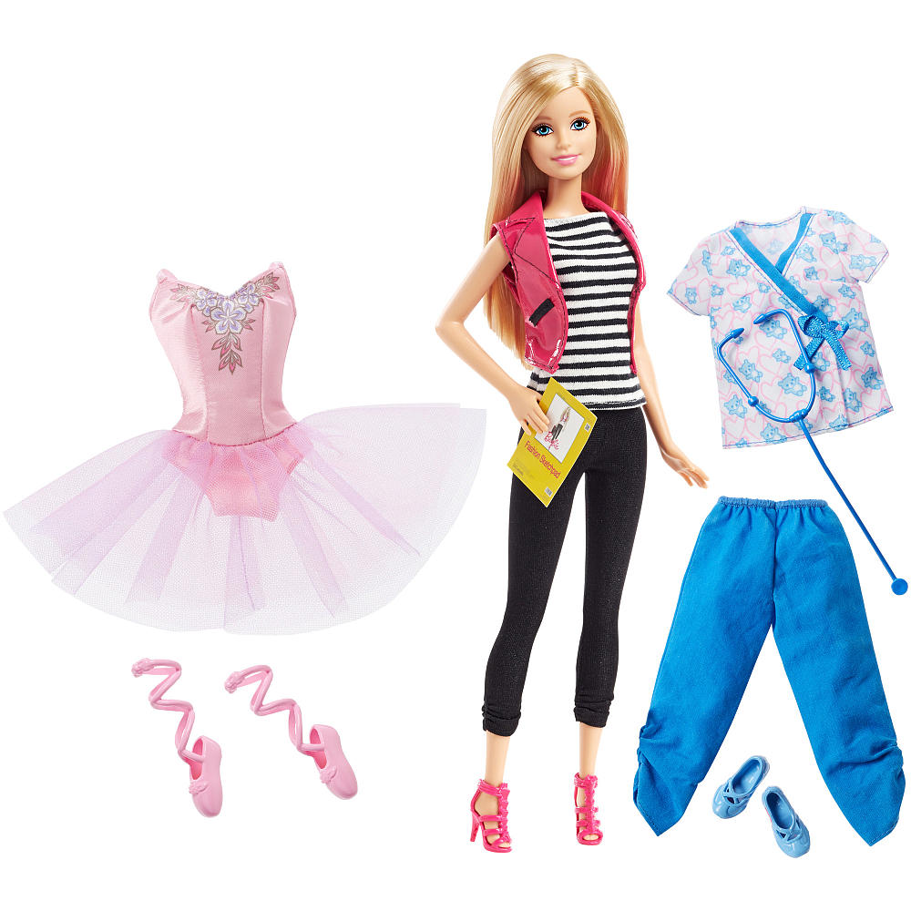 Ken Doll Barbie Fashion Careers Convertible Fairytale Easter 2016