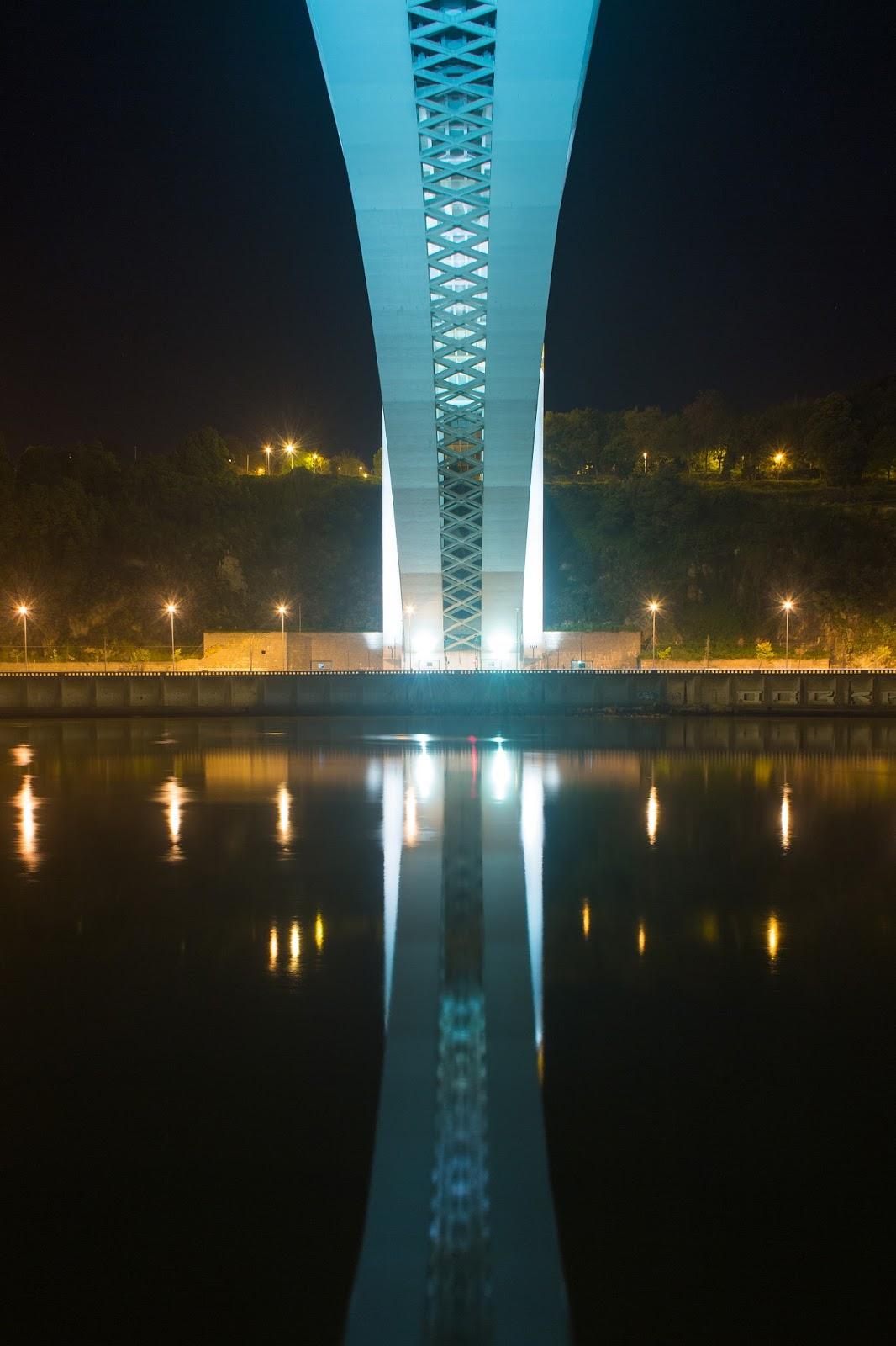 ponte arabida porto