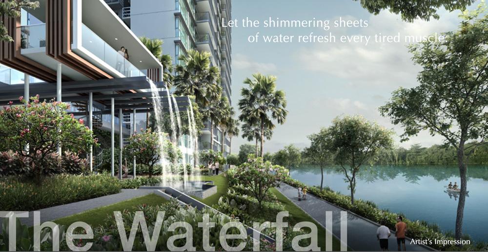 kingsford waterbay facilities the stream