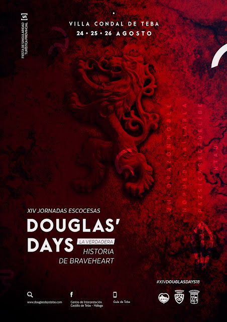 Douglas's Days Teba 2018