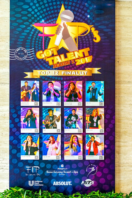 F.I.P's Got Talent Season 2 2017 Competition @ Shangri-La's Rasa Sayang Resort & Spa, Penang