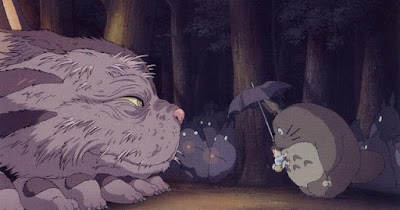 Ghibli Blog: Mei and the Kittenbus