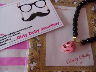 Dirty Dolly Jewellery - Jewellery - Bracelet - skull bracelet - review