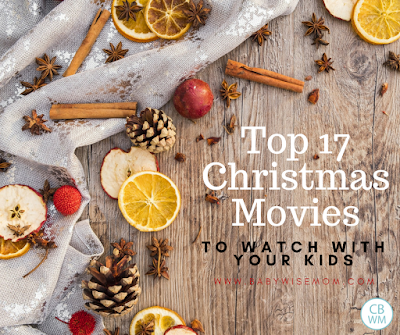 Top 17 Christmas Movies to Watch With Your Kids | Christmas movie list | #christmas