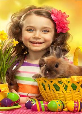 awasome-image-küçük-kız-ile-tavşan