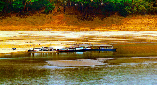 Mekong at Loei