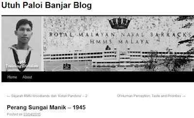 Utuh Paloi Banjar Blog