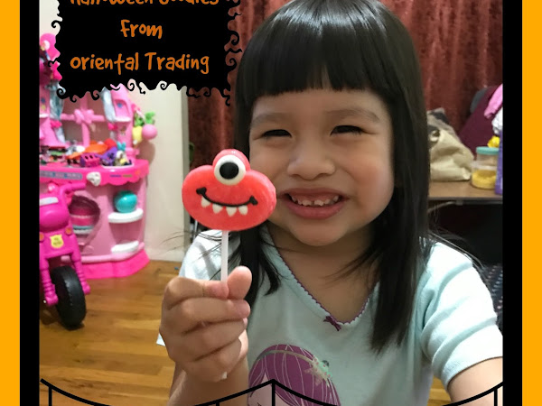 Halloween Goodies From Oriental Trading