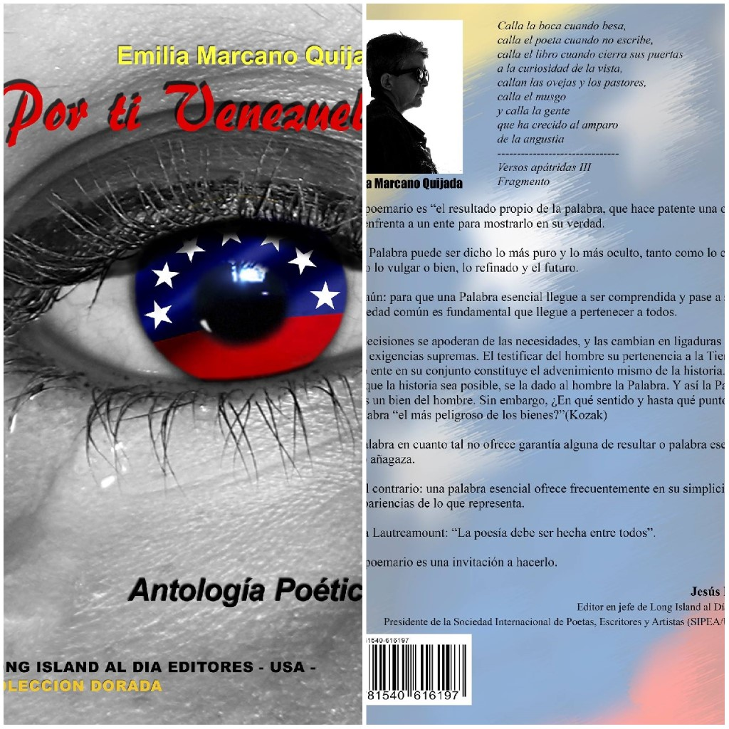 Disponible en Amazon USA.